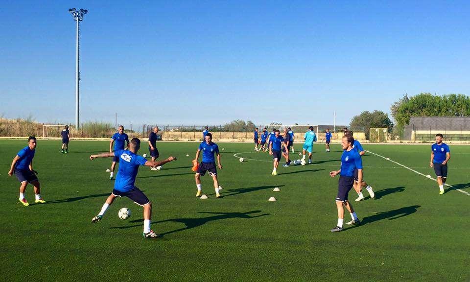 Siracusa Calcio, Verso la Lega Pro: Continua la preparazione nel ritiro pre-campionato di PalazzoloAcreide