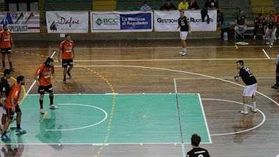 PALLAMANO, Albatro Siracusa vince contro il Città Sant'Angelo e dedica la vittoria a Molina e Polito.
