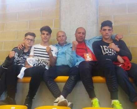 """Boxe, Tre gli atleti siracusani convocati per il """"Campus giovanile"""" ad Assisi"""
