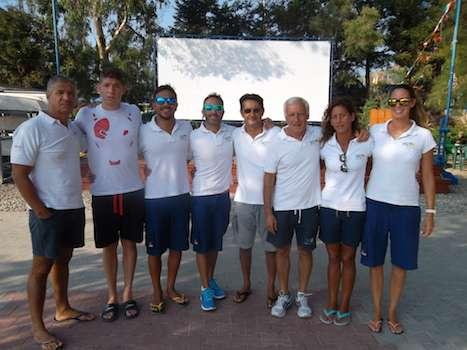 Siracusa Nuoto, il TC Match ball protagonista al 18° Trofeo Baia di Grotta