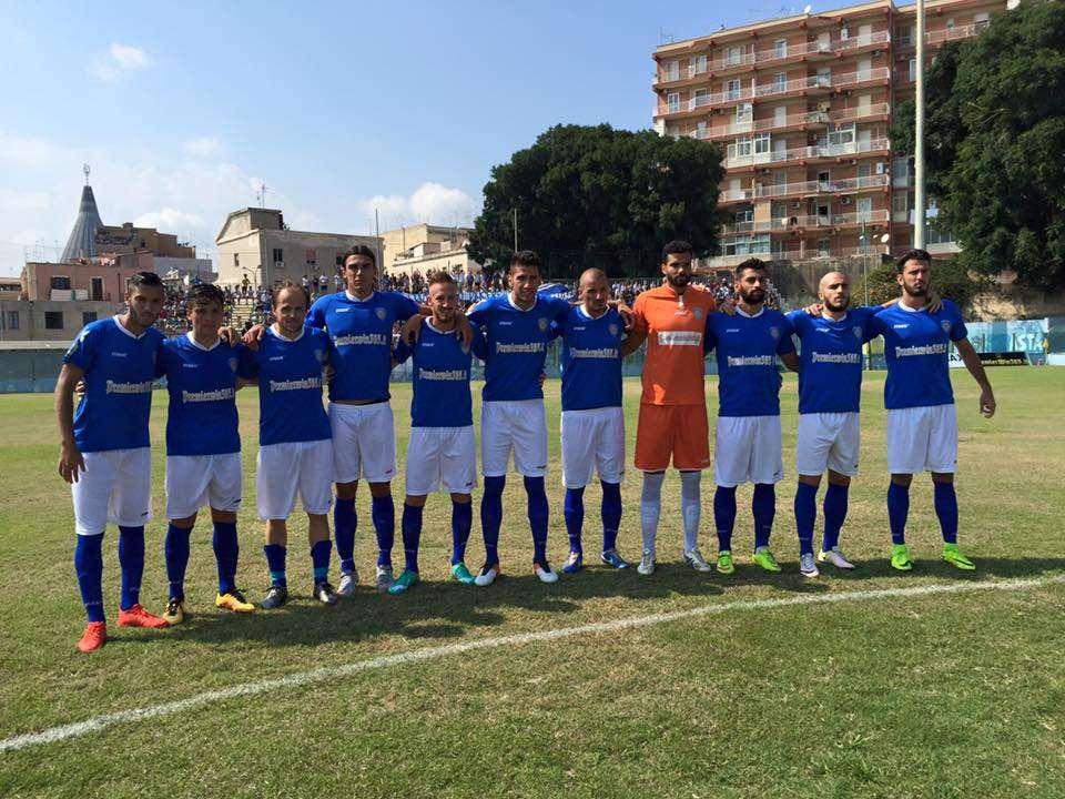 Siracusa-Monopoli 1-1, a Montini risponde Lillo Dezai