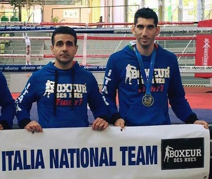 Siracusa, Kick Boxing: Giuseppe Ferrazzano convocato per i mondiali di Atene k1