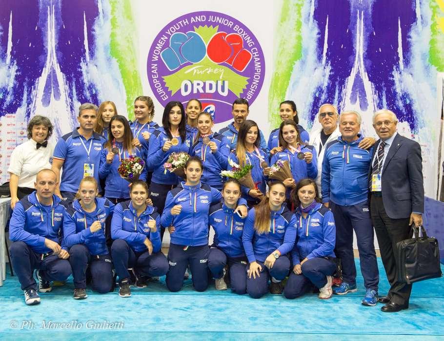 Boxe, conclusi gli europei junior in Turchia: la siracusana Giulia Alota conquista il bronzo