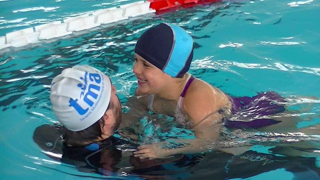 """Nuoto, """"Superero' i miei limiti"""": il motto della Terapia Multisistemica. Una nuova realtà a Siracusa"""