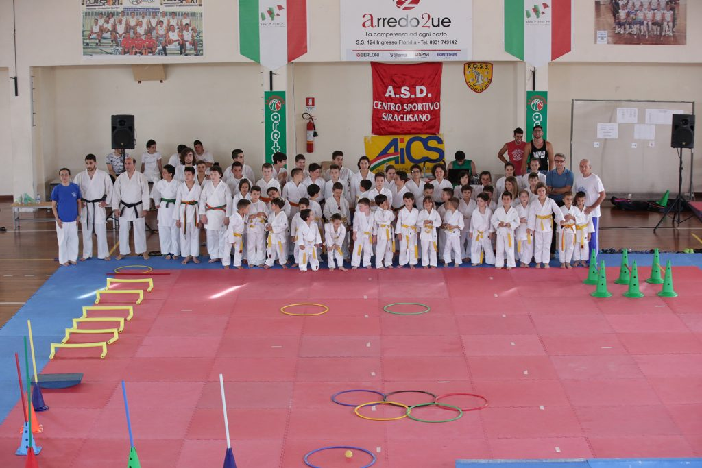 Karate, domenica in gara i karateka del Centro Sportivo Siracusano a Messina