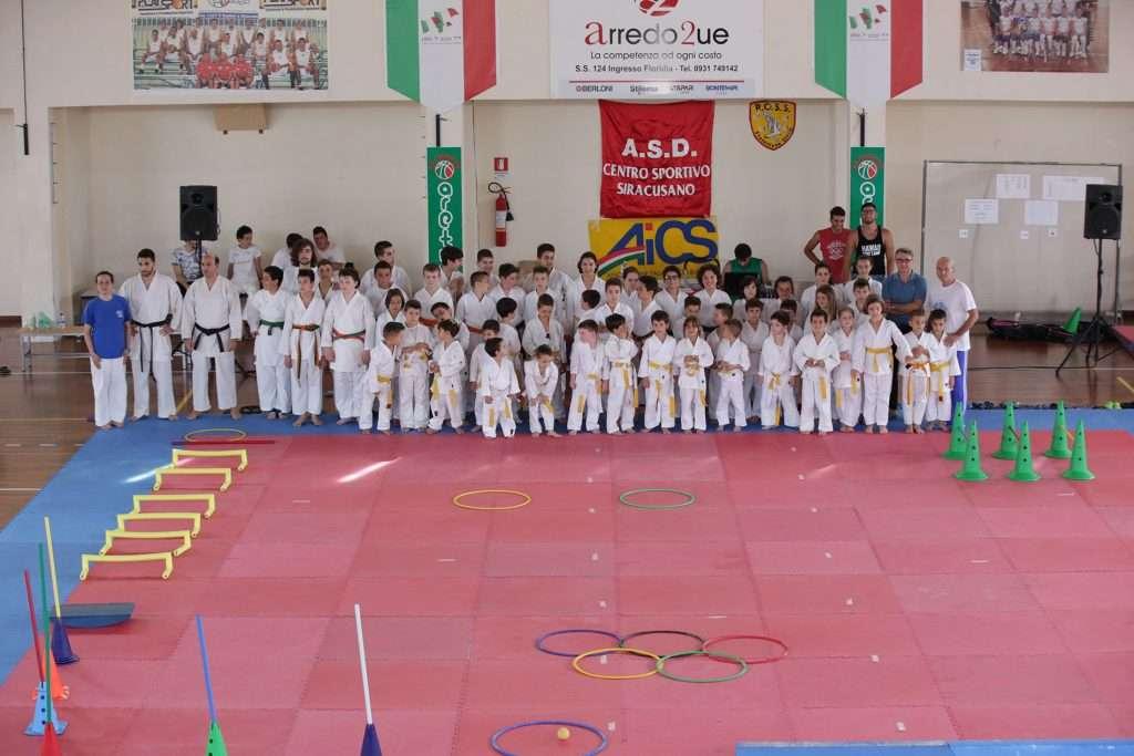 Karate, domenica in gara i karateka del Centro Sportivo Siracusano a Messina