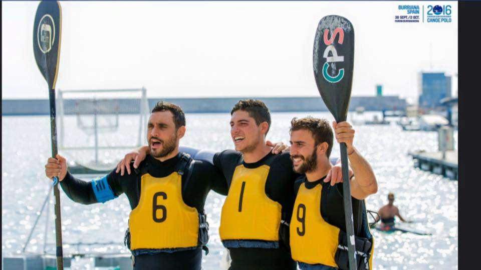 Canoa Polo, ancora Siracusa ancora KST: gli aretusei vincono il bronzo al Campionato Europeo per club