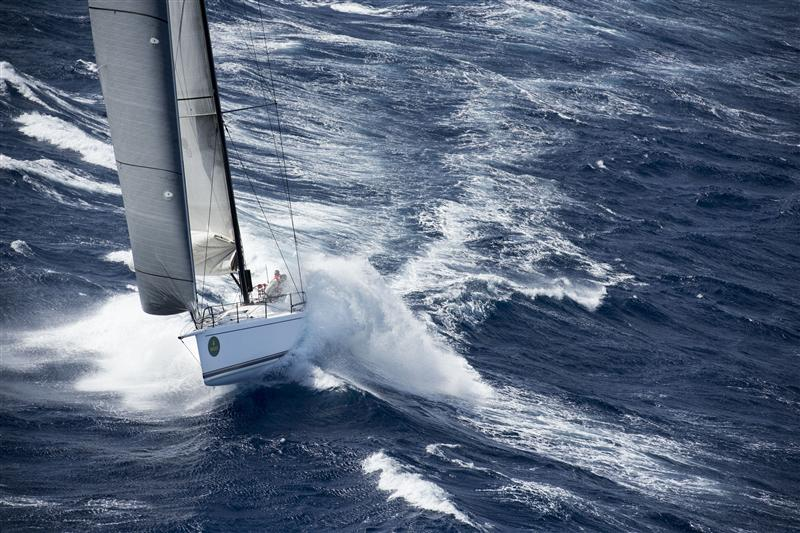 "Vela, ultimi preparativi per ""Damacle"" in previsione della Rolex Middle Sea Race 2016"