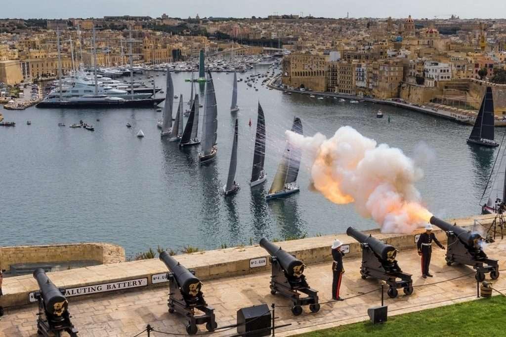 """Vela, domani al via la 37a ed. della Rolex Middle Sea Race, Caramagno: """"abbiamo delle buone chance"""""""