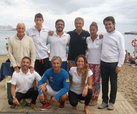 Nuoto, si conclude positivamente per il TC Match Ball il Grand Prix di Sicilia