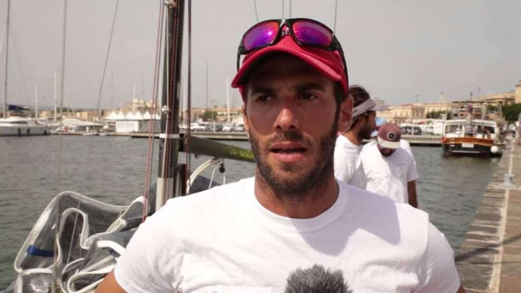 """VIDEO. Vela, """"Ortigia Sailing Cup"""": i commenti a caldo all'arrivo di A SCIARRINA e la premiazione finale"""