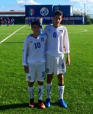 Siracusa Calcio, due piccoli leoni in Nazionale Lega Pro Under 15
