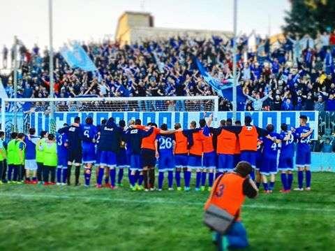 Calcio, post derby Siracusa – Akragas – Guarda il video con i momenti salienti