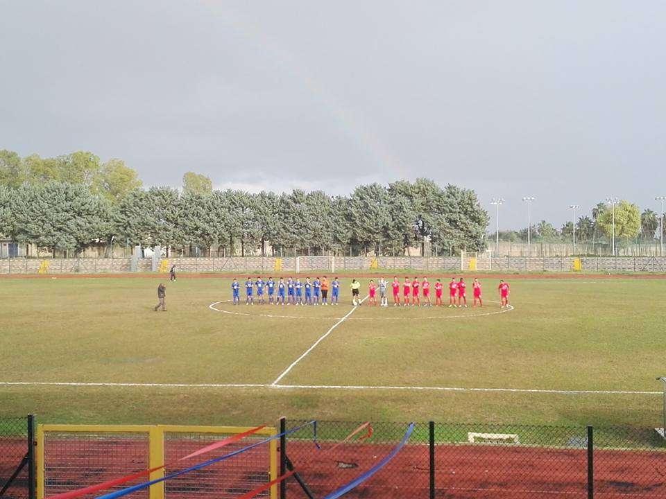 Calcio, l'Eurosport Avola vince con un netto 3-0 con la capolista Pachino
