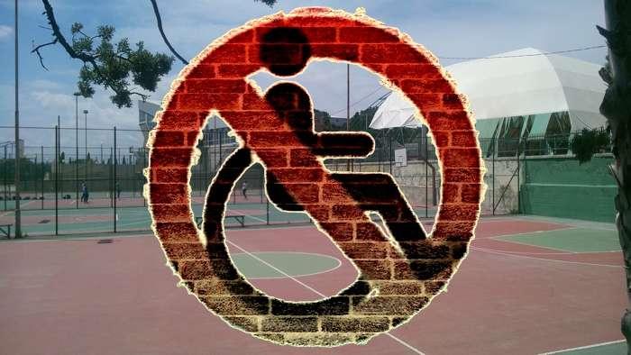 Siracusa, Cittadella dello Sport: negato accesso a disabili. Ma non siamo tutti uguali?