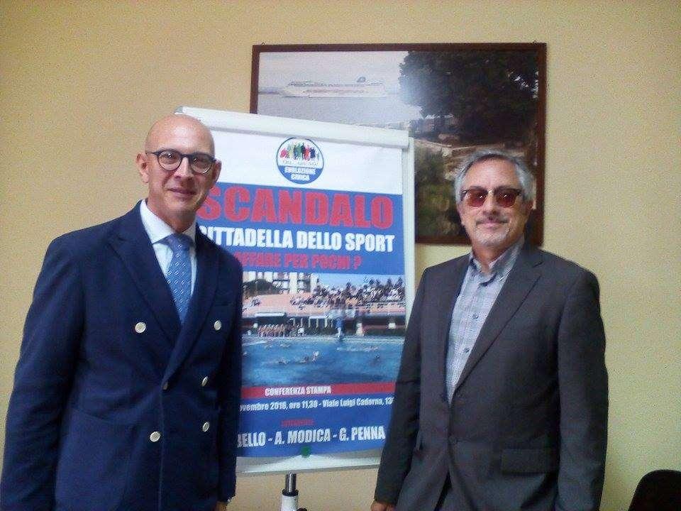 """Siracusa, Cittadella dello Sport: """"Evoluzione Civica"""" critica il nuovo bando e chiede di istituire la Sport Commission"""