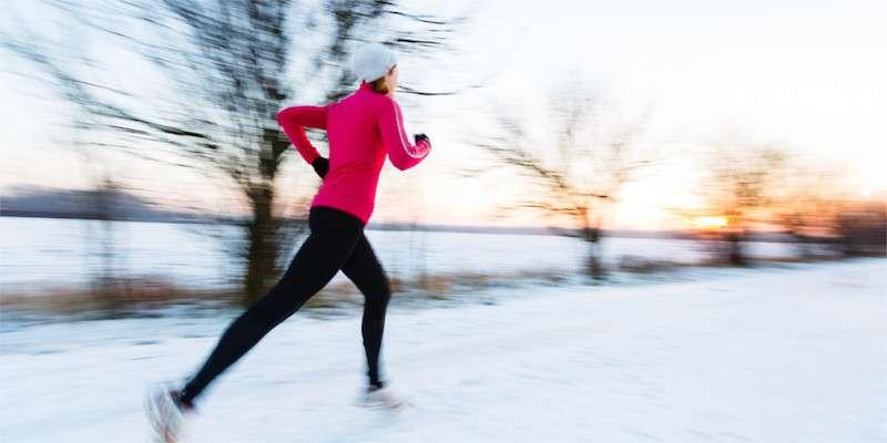Rubrica Benessere, perché allenarsi al freddo aiuta a dimagrire
