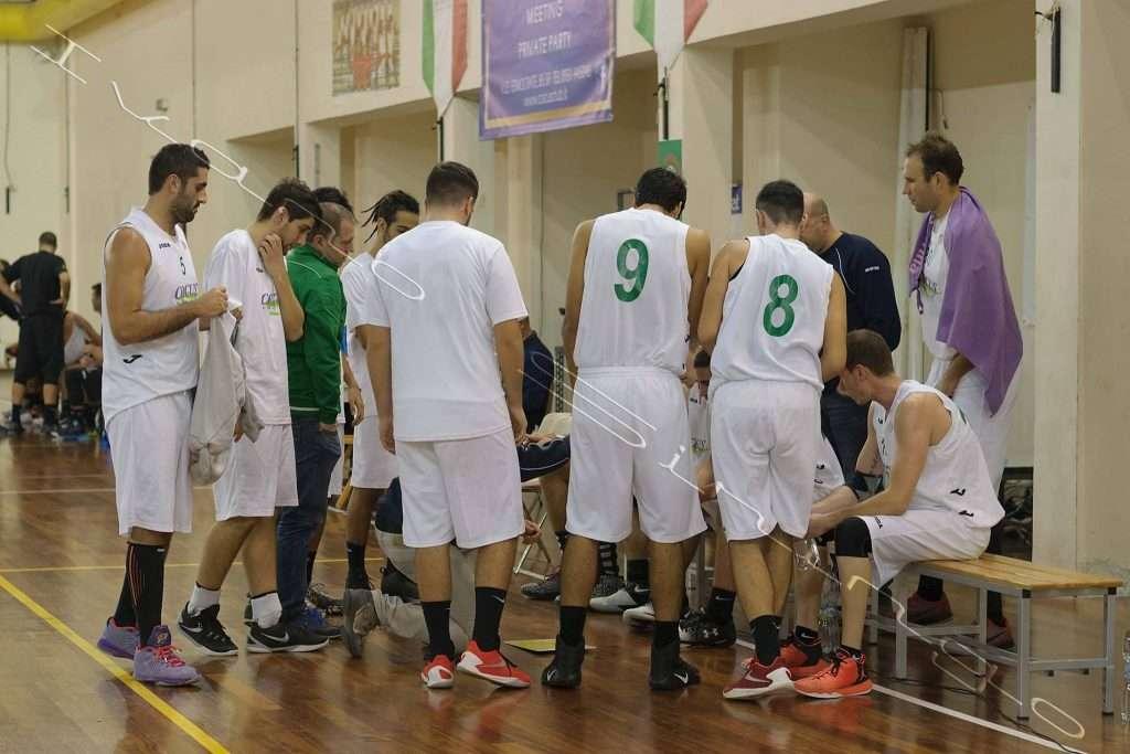 Basket, l'Aretusa fa piazza pulita: vince contro lo Sport Club Gravina