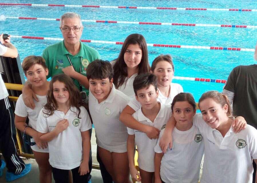 Nuoto Ortigia, La spedizione bianco-verde torna da Ragusa con otto medaglie (6 individuali e 2 staffette)