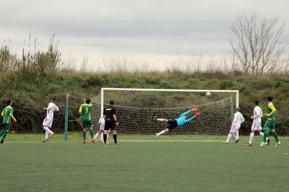 Palazzolo Calcio, quinta vittoria consecutiva battuto 3 a 1 anche il Torregrotta