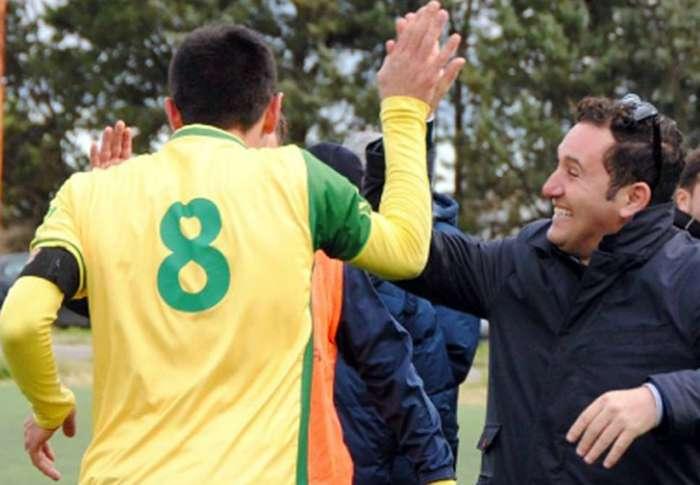 """Palazzolo Calcio, Il patron Graziano Cutrufo dopo la quinta vittoria consecutiva: """"Dobbiamo crederci, in arrivo due o tre rinforzi di qualità"""""""