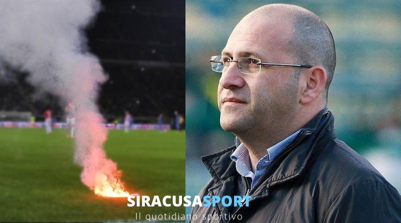 """Siracusa Calcio, Cutrufo tuona dopo i 5.000€: """"Non so se è più la vergogna o l'incazzatura"""""""