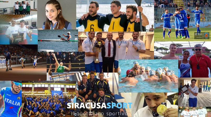 """L'EDITORIALE. I ringraziamenti di fine anno, nel 2017 istituiremo il Premio miglior atleta """"SiracusaSport"""""""