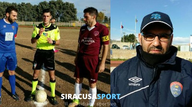 Calcio, L'Eurosport Avola spunta il derby contro il Noto, le dichiarazioni di mister Belfiore