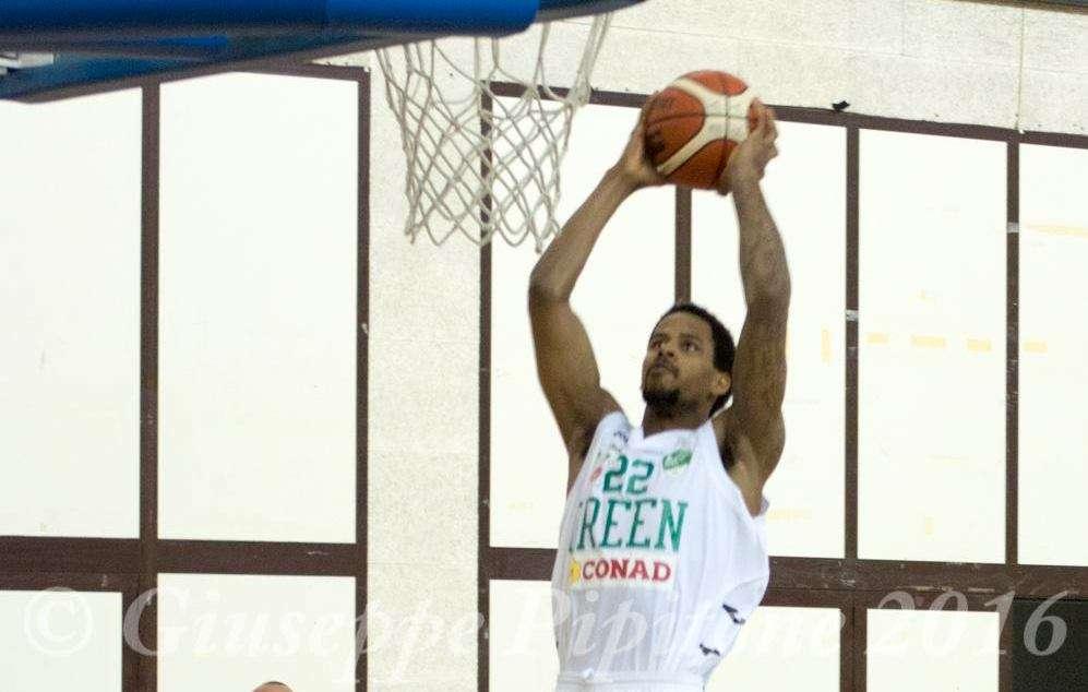 Aretusa Basket, benvenuto Darreon Lamar Tolliver!