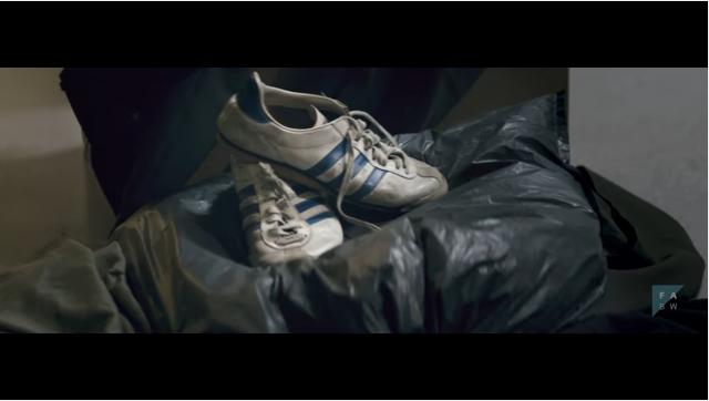 VIDEO L'Adidas lo scarta, ma lo spot è un capolavoro e diventa virale