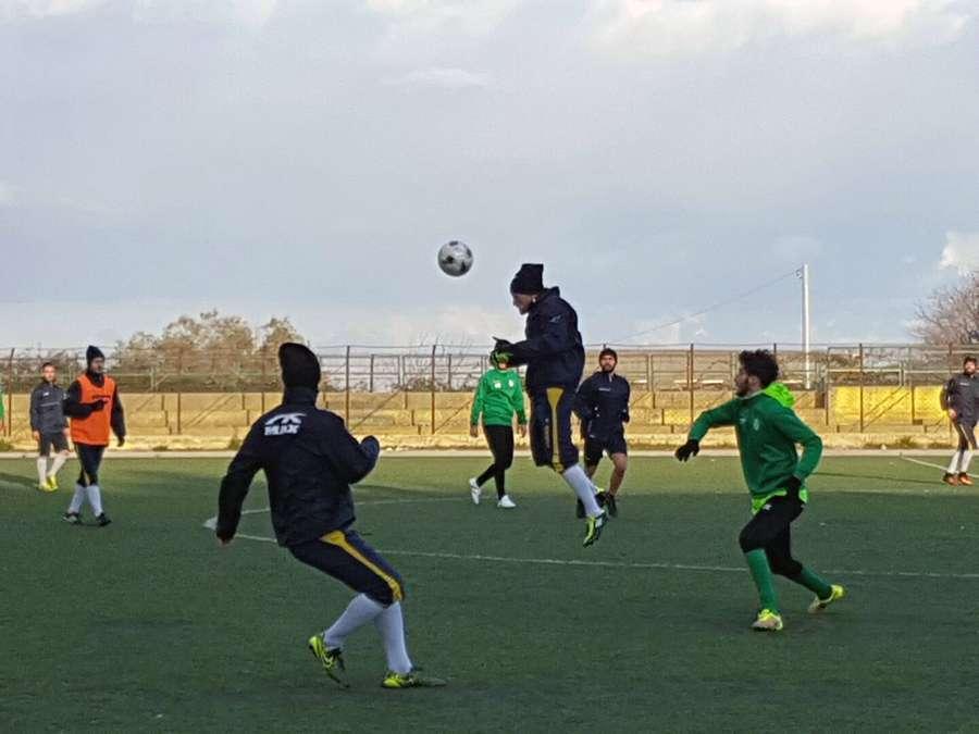 """Palazzolo Calcio, al lavoro in vista del derby con il Rosolini. Baiocco presente, si attendono i """"transfer"""""""