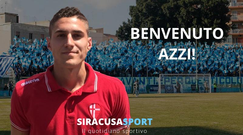 Siracusa Calcio Mercato, è ufficiale arriva Azzi dal Pordenone