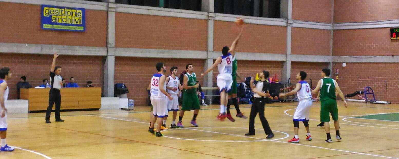Basket, l'Aretusa riparte col piede giusto: vince in trasfera con il Cus Catania