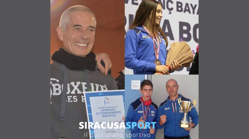 """Siracusa, la """"Dresda"""" Boxe fa bilancio: una grandissima annata di medaglie e successi nazionali ed internazionali"""