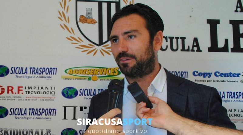 Sicula Leonzio, la soddisfazione del DS Mignemi sulle operaioni di calcio mercato