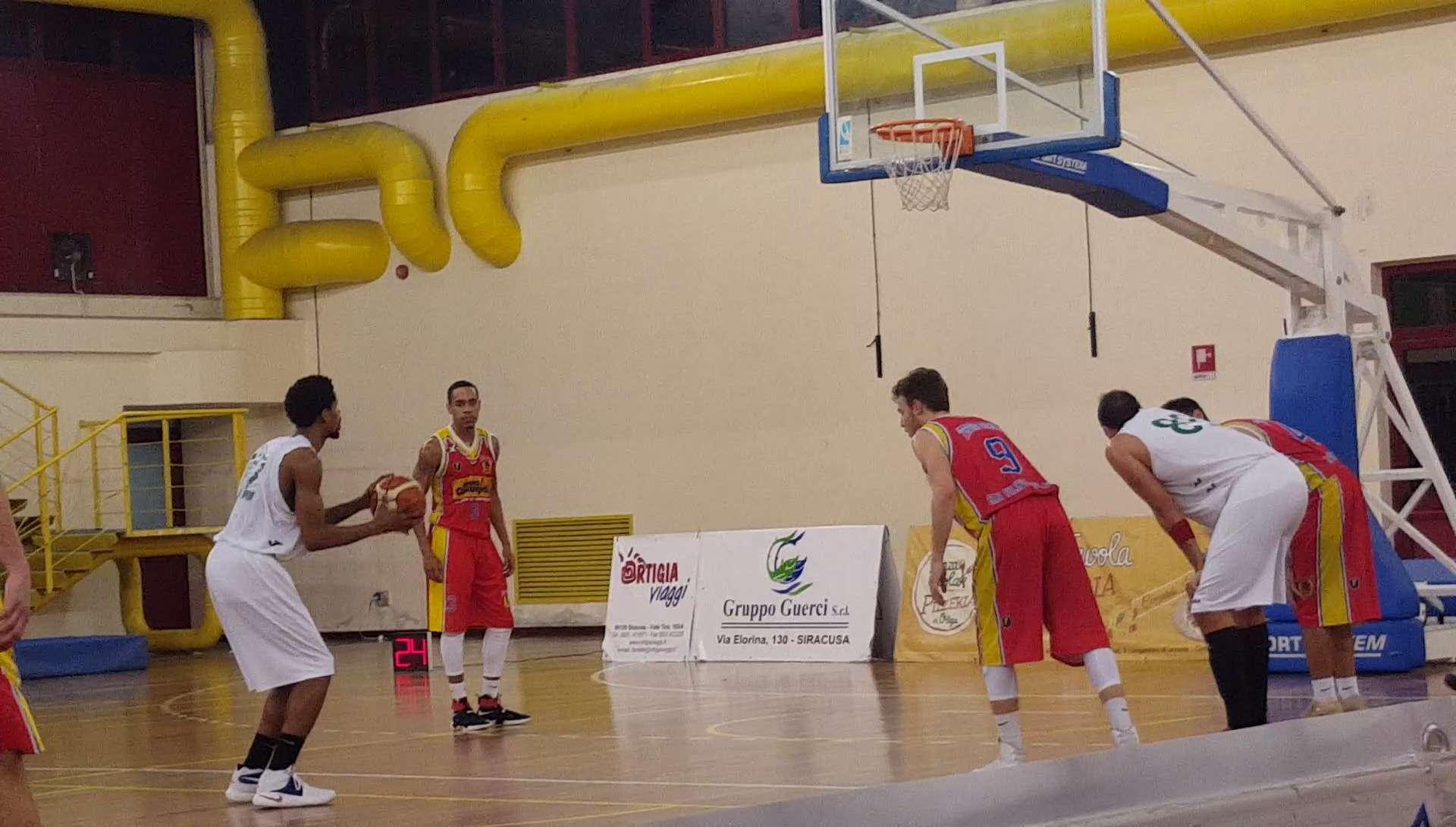 Basket, l'Aretusa come un treno:  con umiltà e tenacia batte la Peppino Cocuzza
