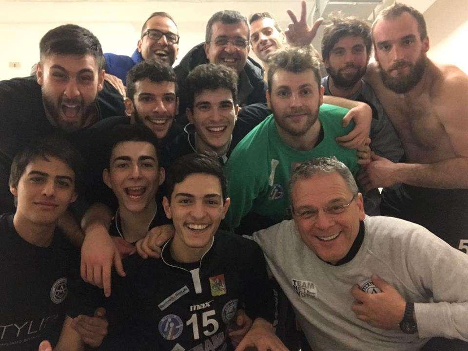 Pallamano, la Teamnetwork Albatro qualificata per la Final 8 di Coppa Italia. Unica nota dolente l'infortunio del portiere Di Marcello