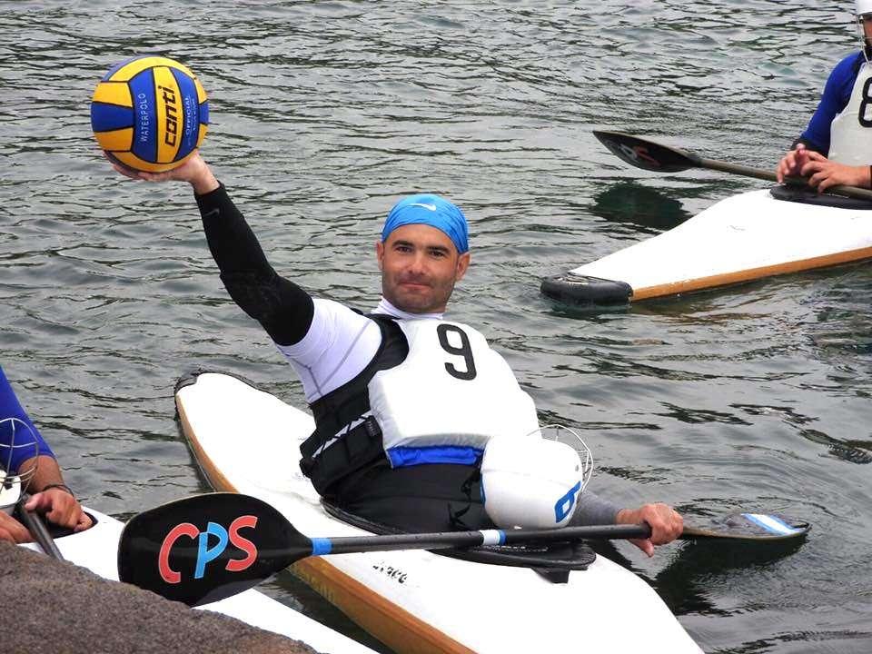 Canoa Polo: Valerio Iacono, atleta, tecnico e veterano di questo sport fa il punto sulla situazione di Siracusa