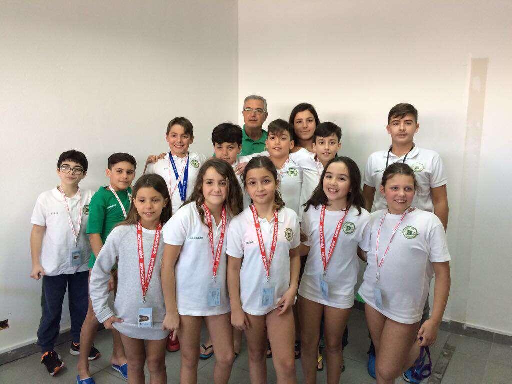 Nuoto, l'Ortigia fa bottino di 5 medaglie ai campionati regionali esordienti di Ragusa