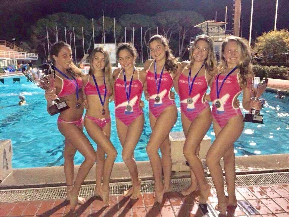 Nuoto Sincronizzato, grandi risultati per le siracusane della  Syracusa Syncro al campionato regionale