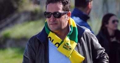 """Calcio Palazzolo, domenica c'è il Biancavilla. Il patron Graziano Cutrufo: """"Vincere per la D e per riscrivere la nostra storia"""""""