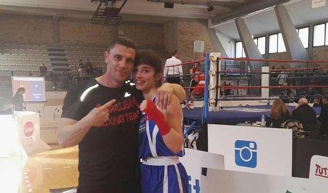 Boxe femminile, secondo posto a Chieti per Martina Gionfriddo al torneo nazionale italiano