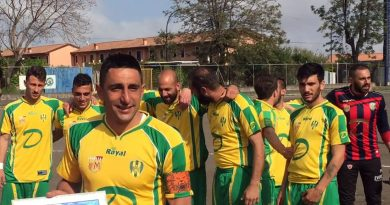 """Calcio Palazzolo, Ko indolore a Viagrande, e domenica c'è una grande festa per la D. Il tecnico Strano: """"Siamo stati grandi"""""""