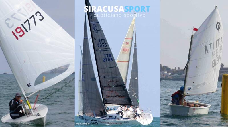 Vela, grande entusiasmo per il Trofeo Santa Lucia: ecco i vincitori