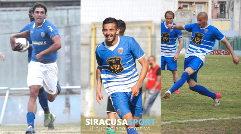Siracusa Calcio, riconfermati orgogliosamente Catania, Giordano e Turati
