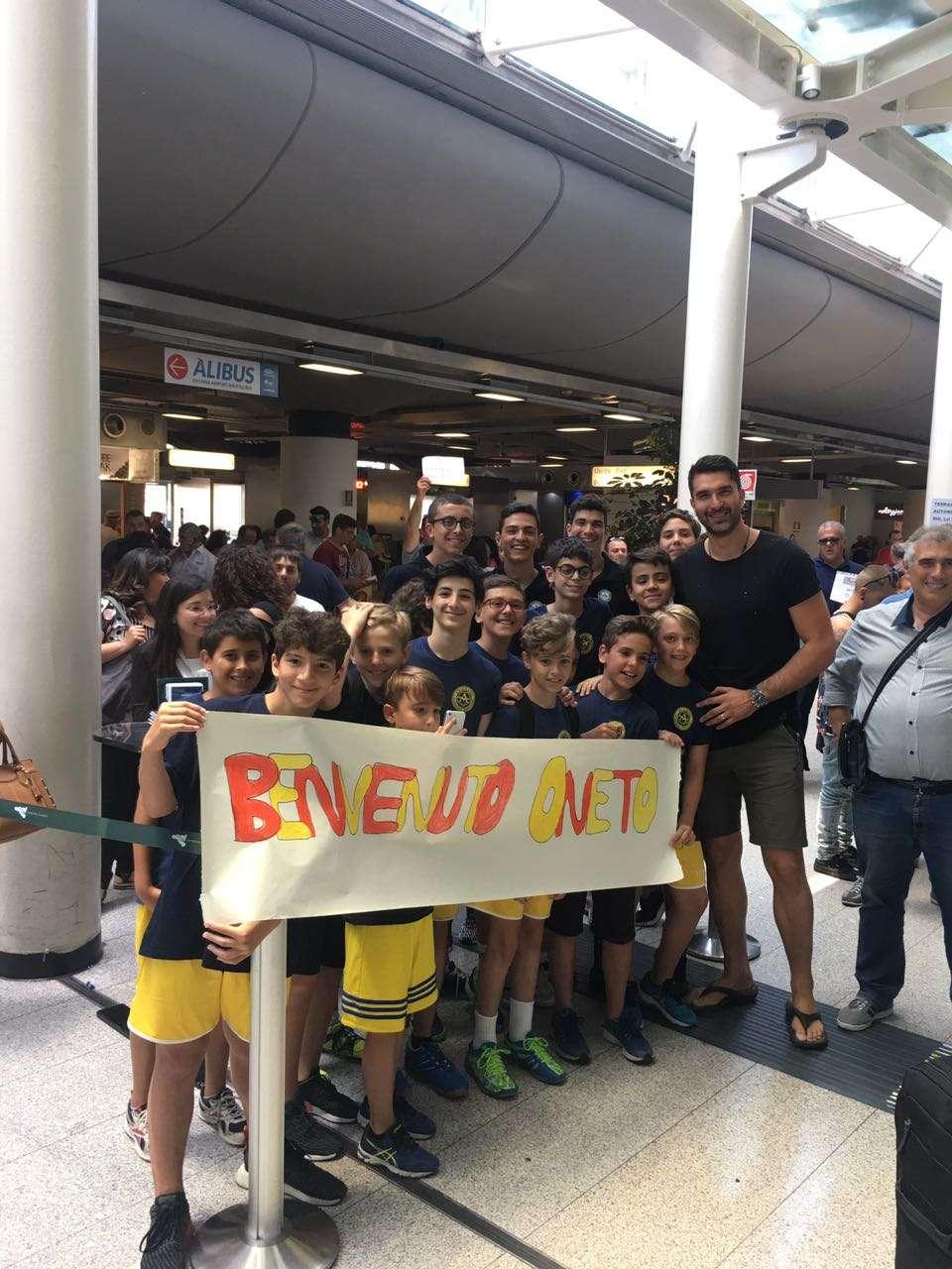Pallamano Albatro, Marco Antonio Oneto Zuniga arriva a Siracusa