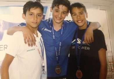 """Nuoto Ortigia, due medaglie nelle finali Regionali """"Esordienti B"""" e """"Propaganda"""""""