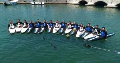 """Siracusa Canoa Polo, si conclude il campionato di serie B, al secondo posto la """"Canoa Polo Ortigia"""""""
