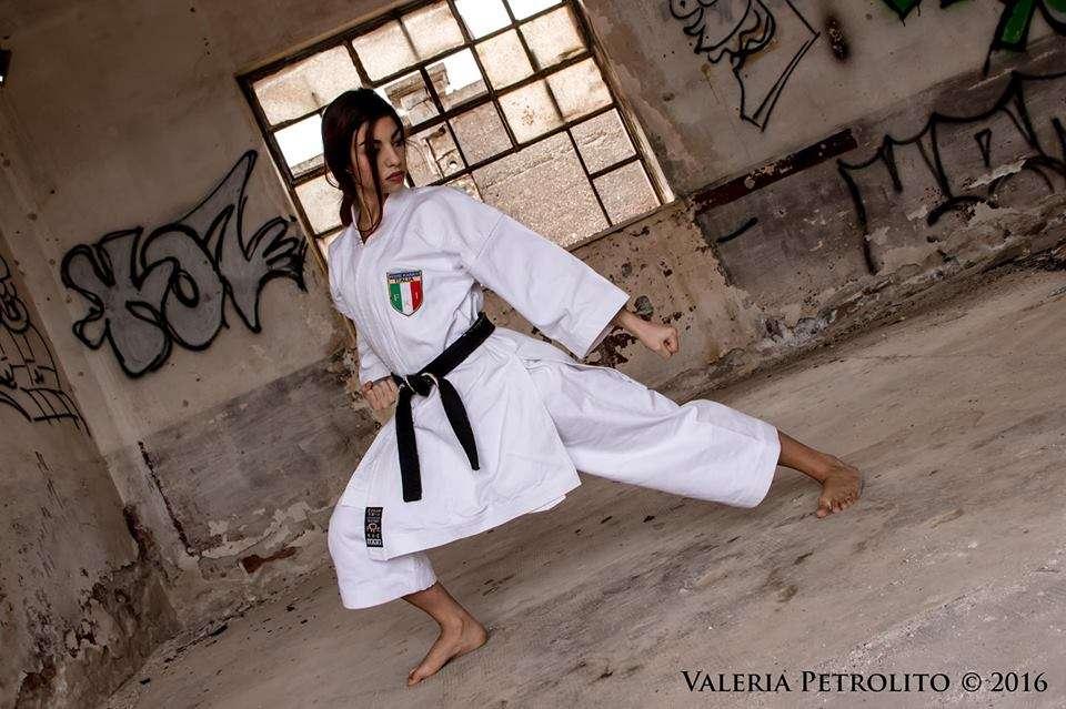 """Siracusa, Alessandra Petrolito: """"Il futuro del karate siciliano e nazionale"""""""