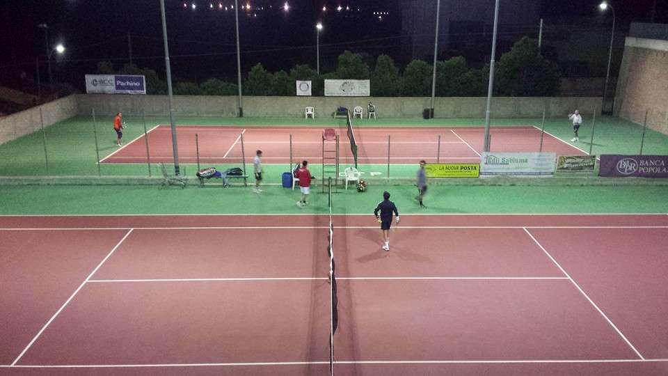 II Torneo di Tennis POMODORO IGP DI PACHINO: Mannu-Di Mauro e Zocco-Scieri le semifinali